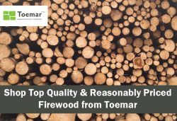 Shop Top Quality & Reasonably Priced Firewood from Toemar