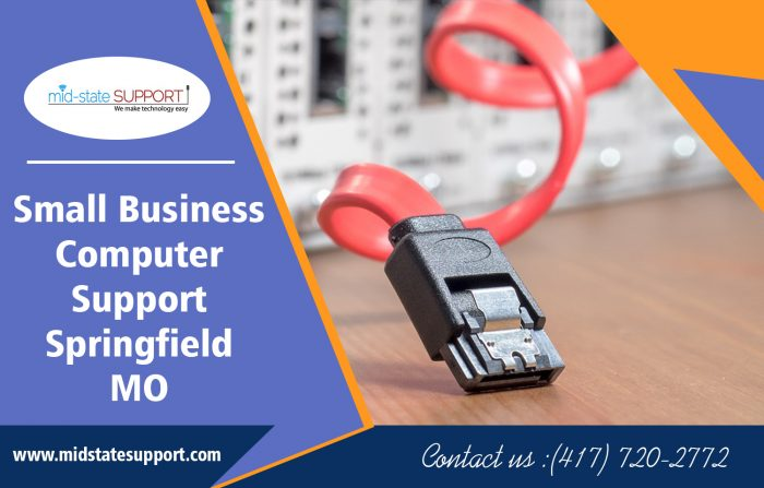 Small Business Computer Support Springfield MO