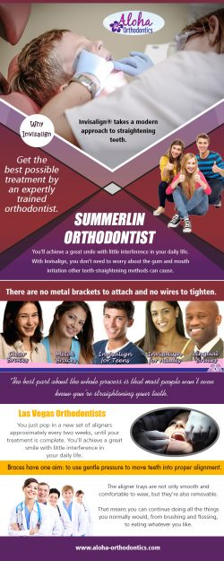 Summerlin Orthodontists