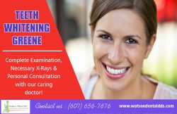 Teeth Whitening Greene