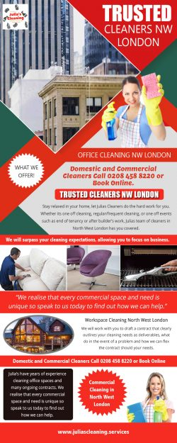 Trusted cleaners nw london