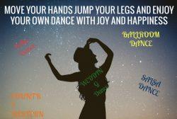 Types of Dance