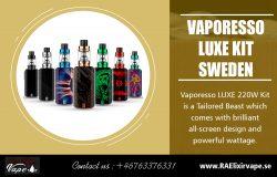 Vaporesso Luxe Kit Sweden