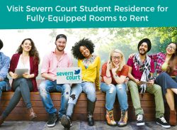 Visit Severn Court Student Residence for Fully-Equipped Rooms to Rent