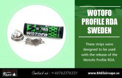 Wotofo Profile RDA Sweden