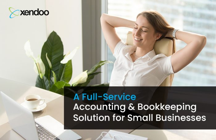 Xendoo – A Full-Service Accounting & Bookkeeping Solution for small businesses