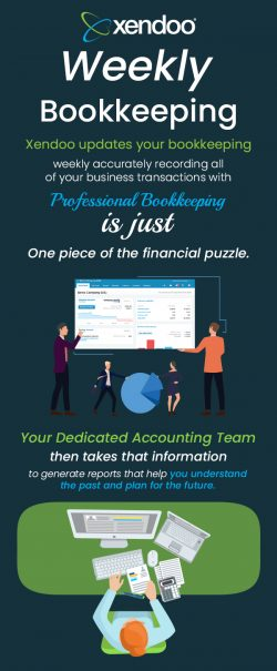 Xendoo – A Reliable Weekly Bookkeeping Solutions Provider in the USA