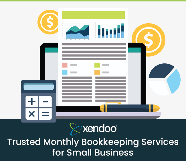 Xendoo – Trusted Monthly Bookkeeping Services for Small Business