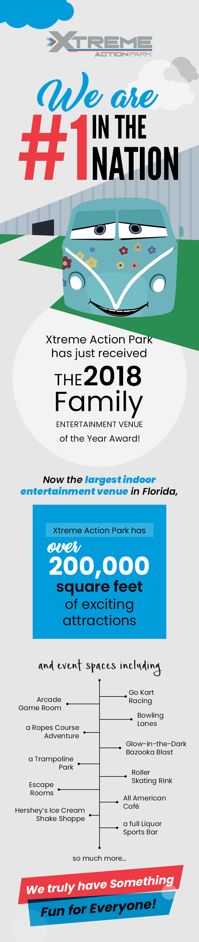 Xtreme Action Park – #1 Family Entertainment Complex in Fort Lauderdale