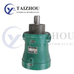 Piston Pump Manufacturer – Knowledge Of Piston Pumps