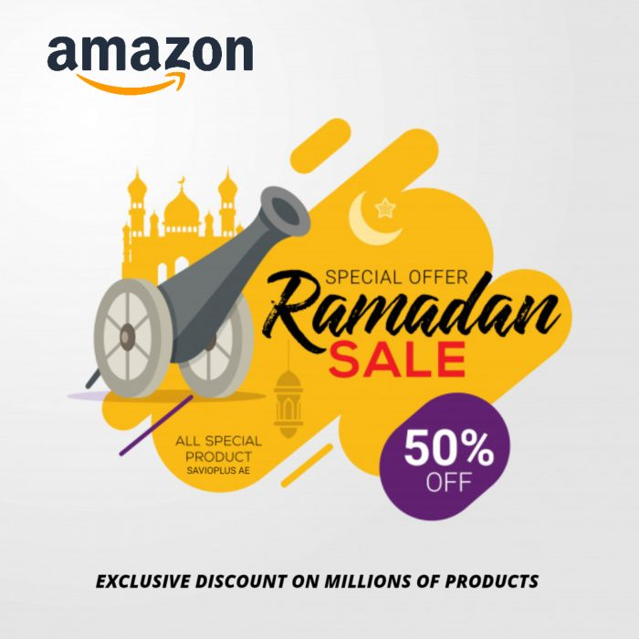 AMAZON AE RAMADAN SALE UP TO 50% OFF DUBAI