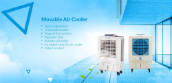 China Air Cooler, Air Cooler Manufacturer, Supplier | Spring Blue Air Cooler