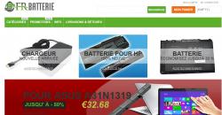 batterie ordinateur portable et adaptateurs