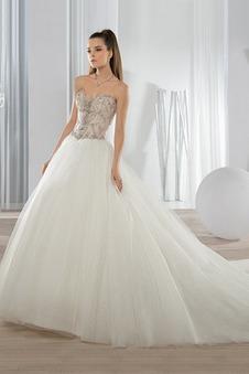 Abito da sposa principessa economici online per moda donna