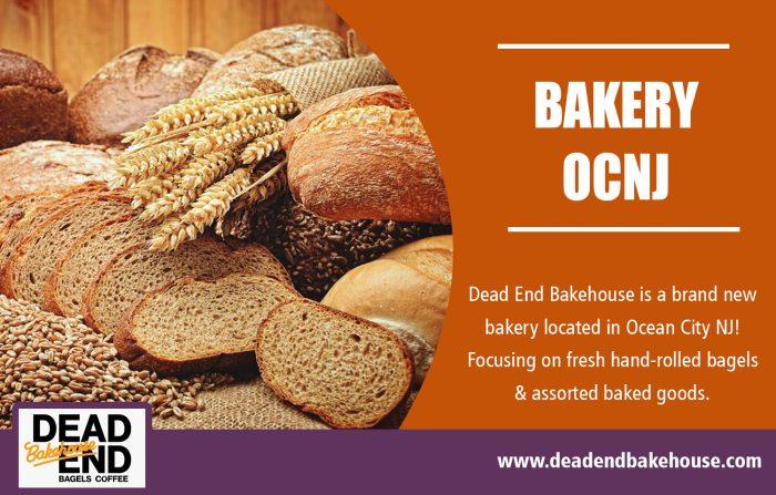 Bakery OCNJ   Call -6098142130   deadendbakehouse.com