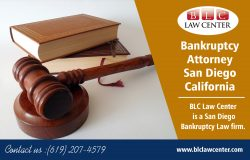 Bankruptcy Attorney San Diego California