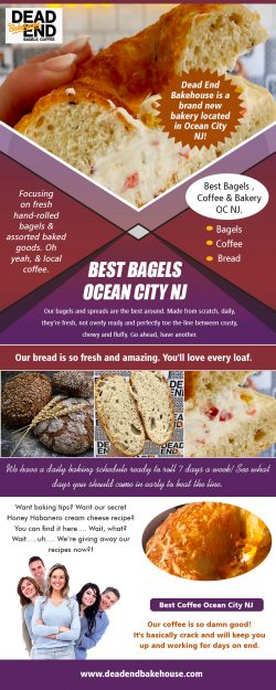Best Bagels Ocean City NJ | Call -6098142130 | deadendbakehouse.com