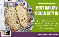 Best Bakery Ocean City NJ | Call -6098142130 | deadendbakehouse.com