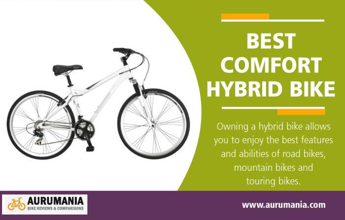 Best Comfort Hybrid Bike