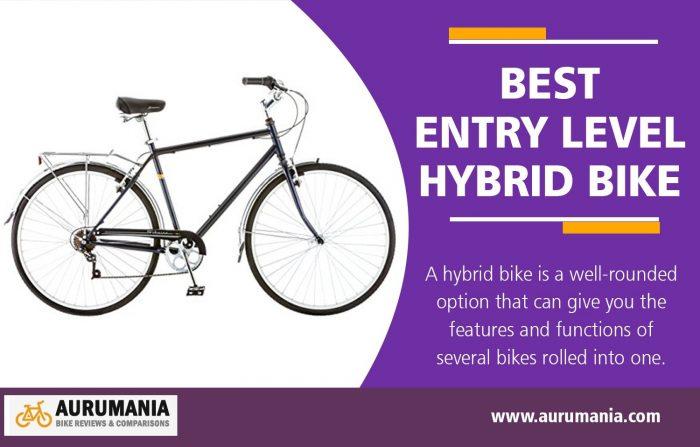 Best Entry Level Hybrid Bike