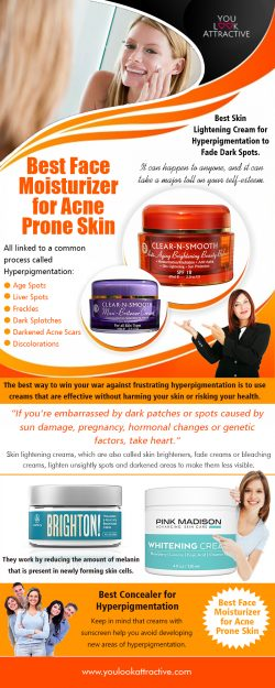 Best Face Moisturizer for Acne Prone Skin