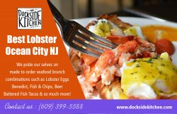Best Lobster Ocean City NJ
