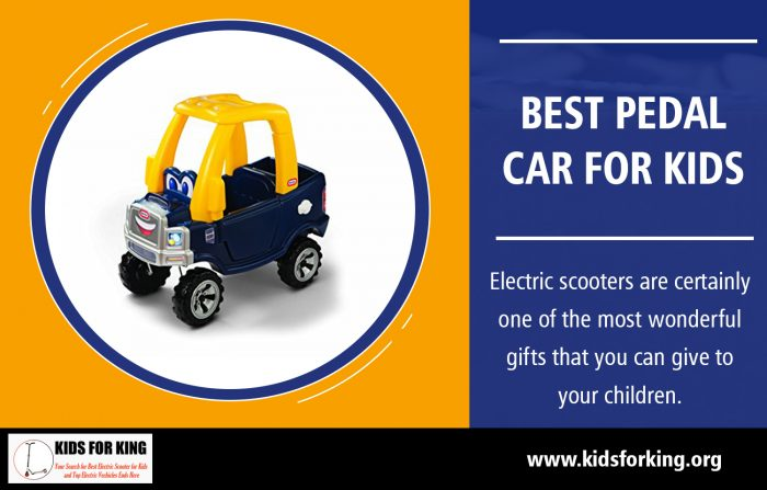 Best Pedal Car for Kids | kidsforking.org