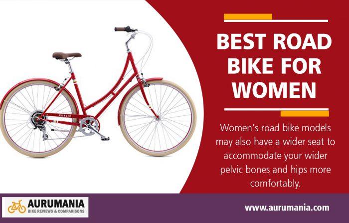 Best Road Bike for Women