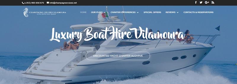 Boat Charter Vilamoura