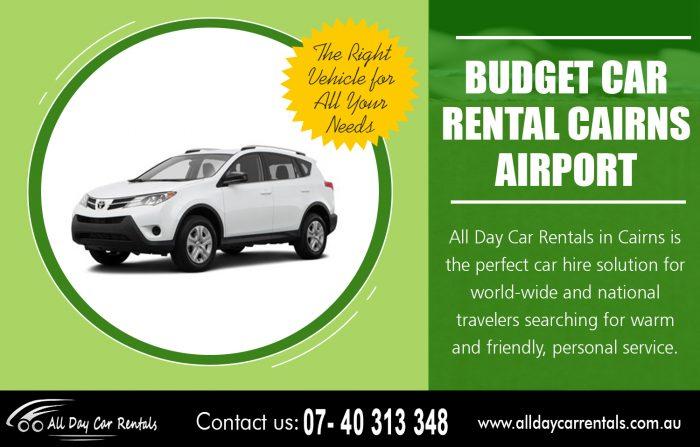 Budget Car Rental Cairns Airport