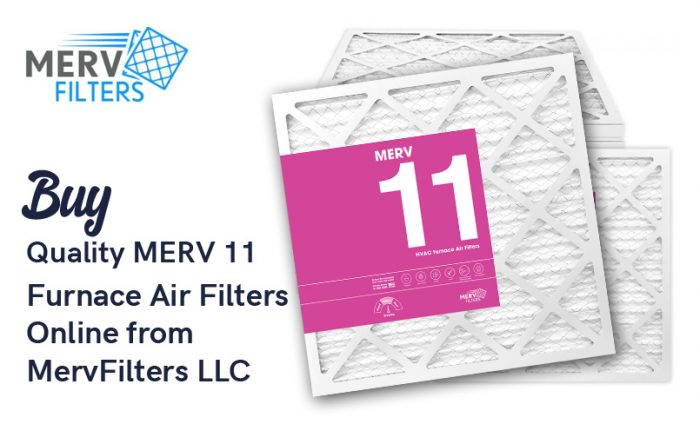 Buy Quality MERV 11 Furnace Air Filters Online from MervFilters LLC