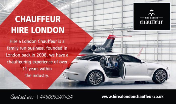 Chauffeur Hire London