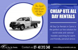 Cheap UTE All Day Rentals