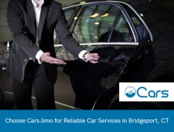 Choose Cars.limo for Reliable Car Services in Bridgeport, CT
