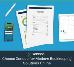 Choose Xendoo for Modern Bookkeeping Solutions Online
