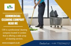Commercial Cleaning Company near me