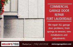 Commercial Garage Door Repair Fort Lauderdale