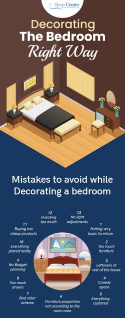 Decorating The Bedroom – Right Way