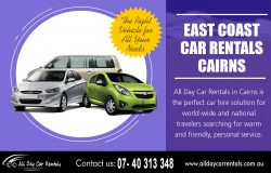 East Coast Car Rentals Cairns