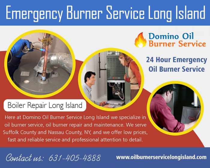 Emergency Burner Service Long Island