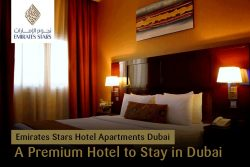 Emirates Stars Hotel Apartments Dubai – A Premium Hotel to Stay in Dubai