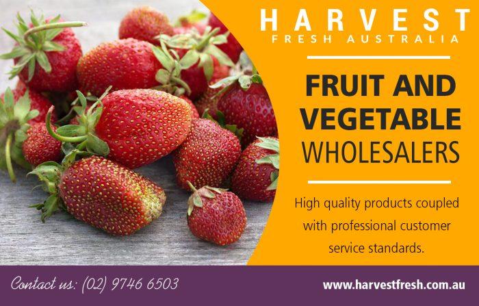 Fruit and Vegetable Wholesalers | Call – 02 9746 6503 | harvestfresh.com.au