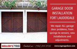 Garage Door Installation Fort Lauderdale