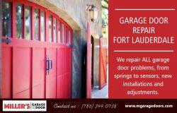 Garage Door Repair in Fort Lauderdale