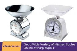 Get a Wide Variety of Kitchen Scales Online at PurpleSpoilz