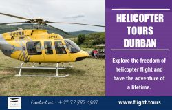 Helicopter Tours Durban | Call – 27729976907 | www.flight.tours