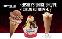 Hershey's Shake Shoppe at Xtreme Action Park
