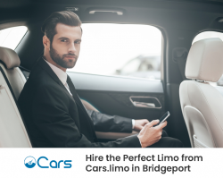 Hire the Perfect Limo from Cars.limo in Bridgeport