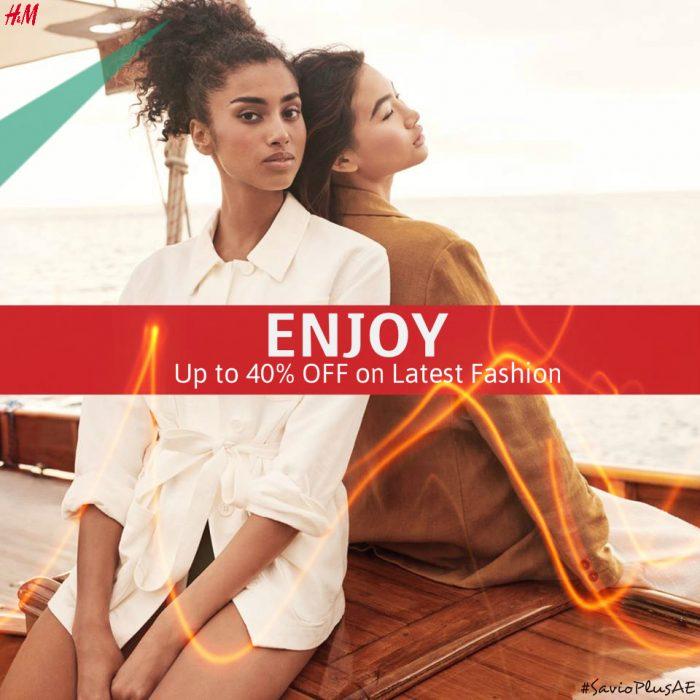 H&M Fashion Sale