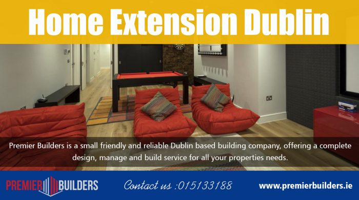 Home extension dublin
